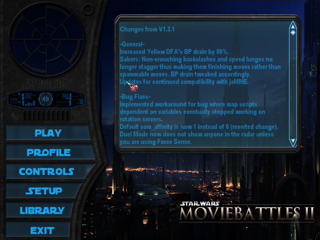 SOLVED] - Widescreen Issues | Movie Battles II Community