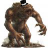 Rancor with a top hat